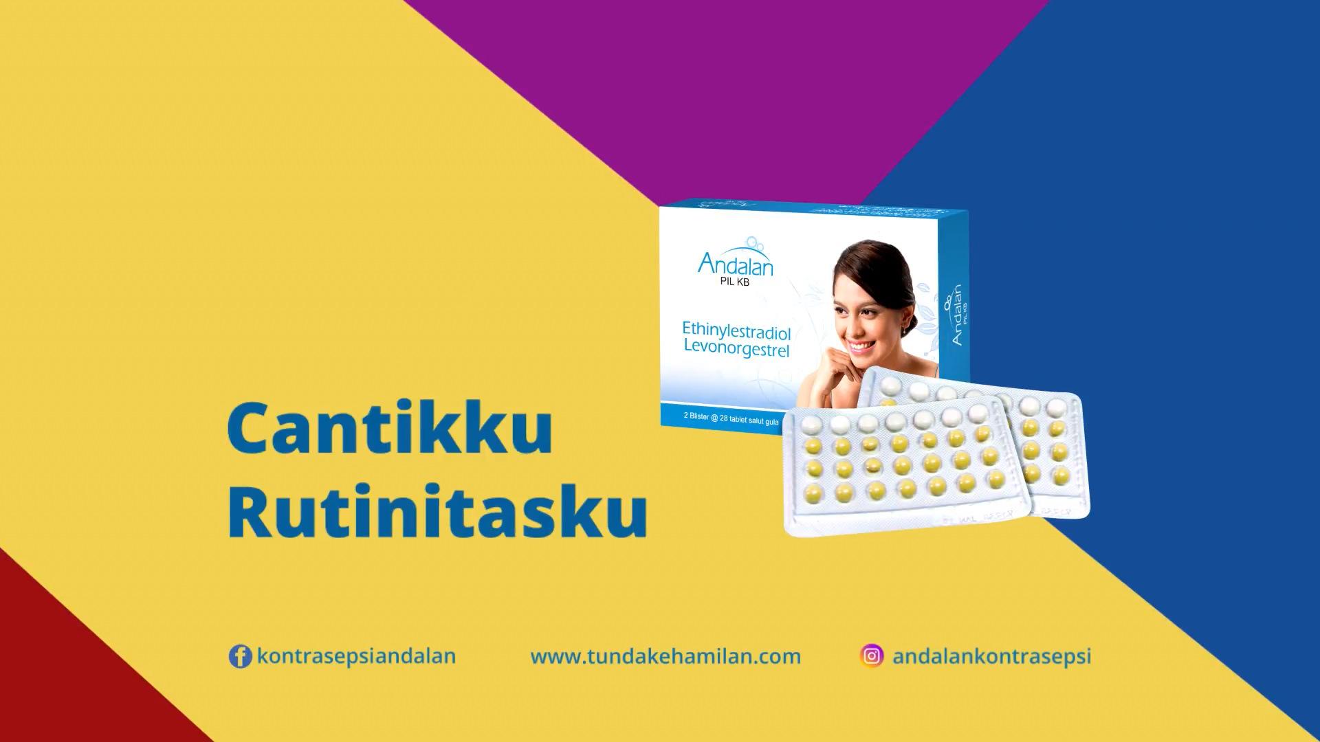 Andalan - Moth3rs.com - Cantikku Rutinitasku