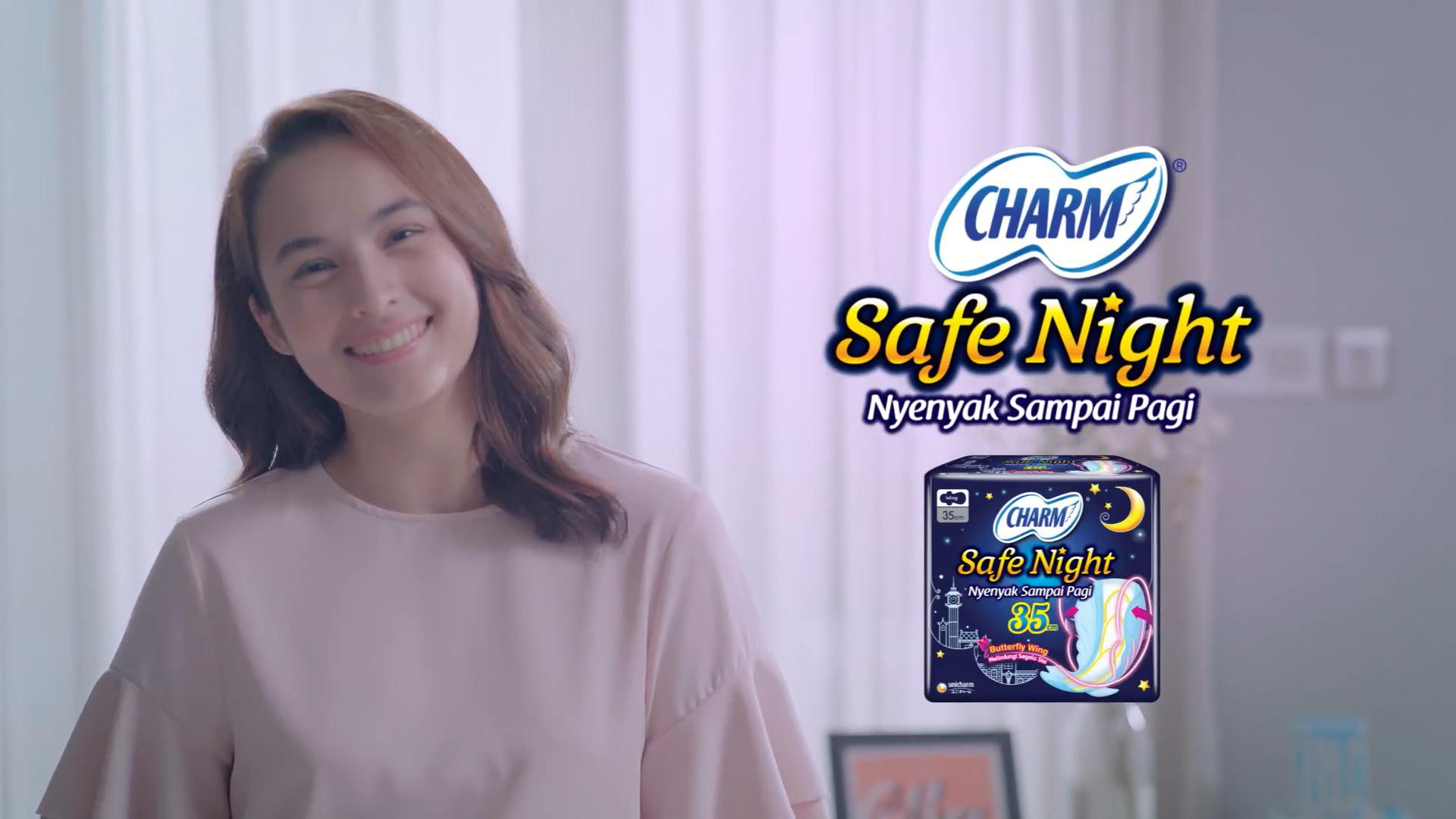 Charm Safe Night - Ada apa Dengan Chelsea